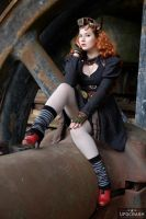 Miss Ginger Steam II by MADmoiselleMeli