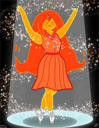 Winter Wonder- Flame Princess by Andrasfu1027