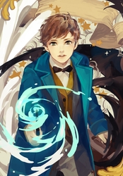 Fantastic Beasts by 253421
