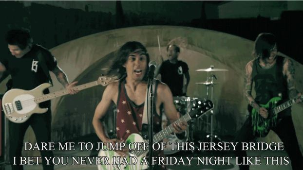 Vic and Kellin- King for a day by The-Bomb-Dot-Com