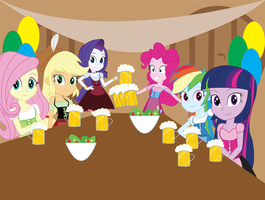 MLP EG: Greetings from Germany! by EninejCompany