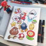Nintendoodles by D-MAC