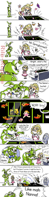 Fnaf 6 mini comic: Fruits on the Fritz by Rile-Reptile