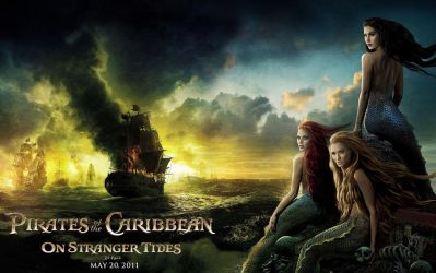 Pirates of the Caribbean by Alce1977