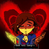 Undertale - Frisk (Chara within) by Phione538