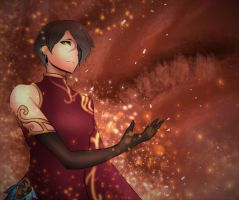 Cinder Fall by Demize00Zero