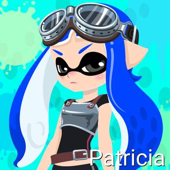 Patricia (Inktoling, 14 Years Old) by Brightsworth-Heroes