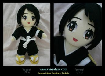 Momo Hinamori by renealexa-plushie