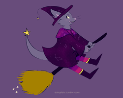 Witchsona by DokGilda