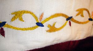 Viking Embroidery by VickitoriaEmbroidery