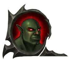 Orc Portrait by philldwill