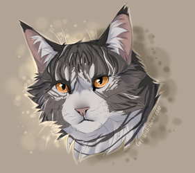 Thistleclaw by Cat-With-Horns