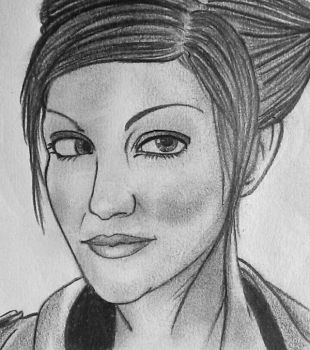 Aimee_Interrupter by ThePinkRabbits