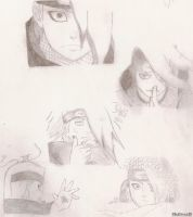 So many Deidara o_O by ShilverD