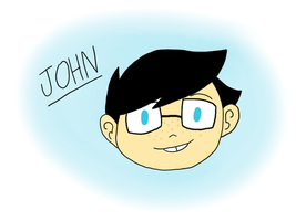 John Egbert by Superfluffy28