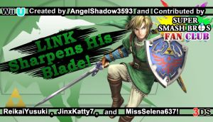 Link Challenger Approaching! by AngelShadow3593