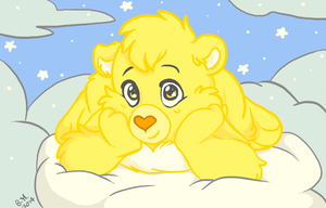 Funshine Bear by Choscaa