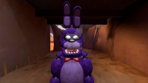 SFM Bonzi Bonnie by DarkVirus87