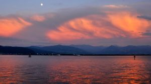 Bodensee sunset 4 by wildplaces