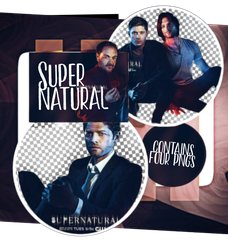 Supernatural | PNG PACK by DeanaWattCuZbici