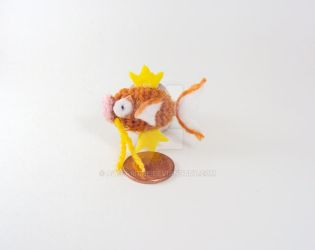 3rd Prize - Magikarp by altearithe