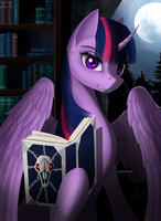 Twilight Sparkle by Dezdark