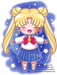 Little Usagi by YukiMiyasawa