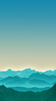 HD Mountain Wallpapers iPhone 6S Plus by lirking20