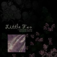 Little Fan - Photoshop Brush by yiddle