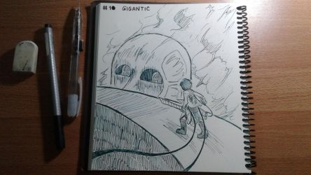 #10 : GIGANTIC by 03122538