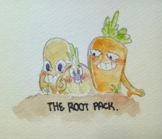 The Root Pack by Kakai210