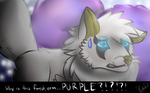 .:GIFT:. Why is this forest, erm.... PURPLE?!?!?! by Kolivares