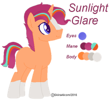|+Lynxverse Debut: Sunlight Glare+| by KnifeLynx