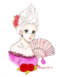 Rococo by ivperalta