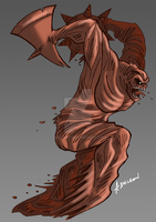 Clayface by ADL-art