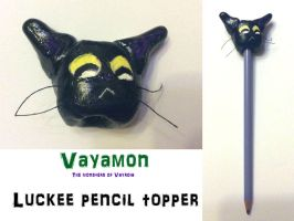 Luckee Pencil by Sia-the-Mawile