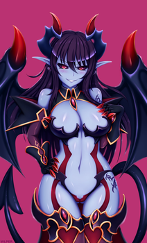 Demon by WLPER