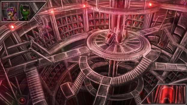 Project Infiltrator: Mark 2 Vault by Fallout-Brony