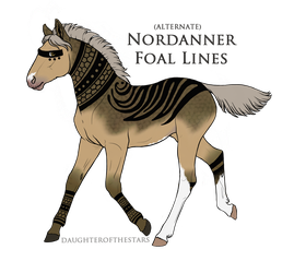 A5855 foal design by AhernStables