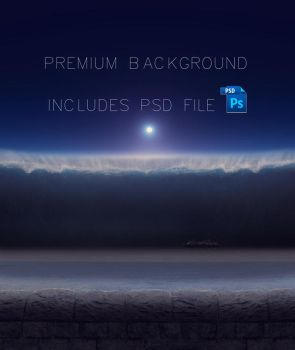 Exclusive Premade Background by benamente
