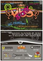 Vibe Party Flyer by itsmylove