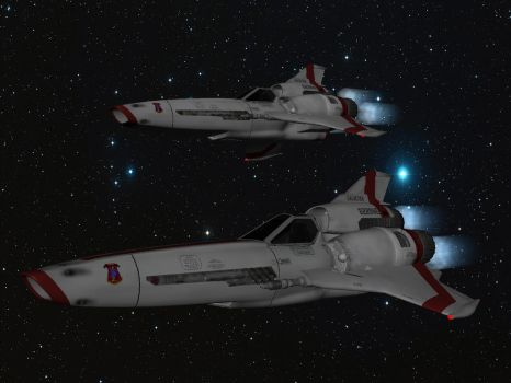 BSG Classic Viper 2 Vipers000 by Butch46