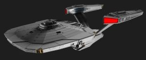 NCC-1701 Connie Variant 6 by JefferyWright