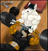 Benching by Ashetoret