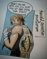 Two time champ by suicidalassassin