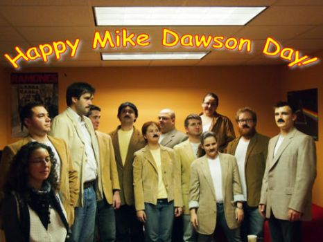 Happy Mike Dawson day by Kyler-Thy-Ripper