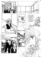 CCS Doujinshi:First Kiss Page6 by barbypornea