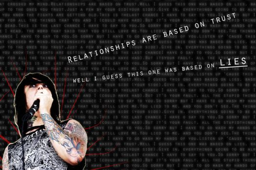 Ronnie Radke by regretsandromancex
