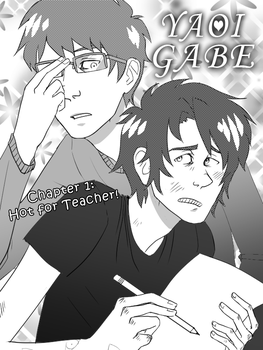 YAOI GABE by Mad-March