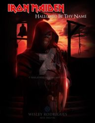 Hallowed Be Thy Name - Iron Maiden by WisleyRod
